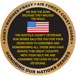 Challenge Coins | Suffolk County Veterans Run Series